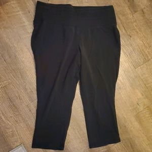 Lane Bryant Capri leggings
